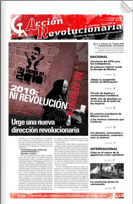 Acción Revoluionaria 14